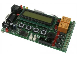 MSP430-EASYWEB-2 - Open Source Hardware Board