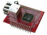 DM9000E 10/100 MBit Ethernet controller header board