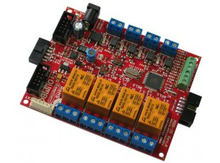 MOD-IO - Open Source Hardware Board