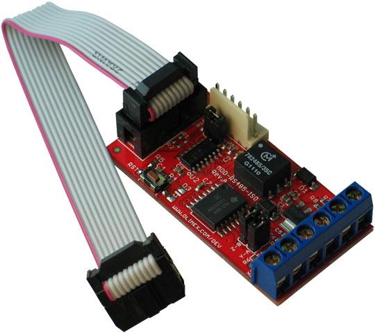 MOD-RS485 - Open Source Hardware Board