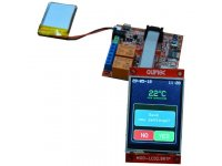 MOD-LCD2.8RTP color TFT LCD 320*240 pixels with touch panel and UEXT connector