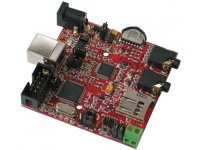 MP3 player module with VS1053 MP3 decoder/encoder
