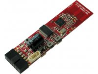 ZIGBEE transciever module with MRF24J40 and PIC18F26K20