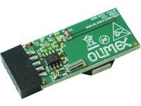 REAL TIME CLOCK INTERFACE BOARD WITH PCF8563 AND UEXT