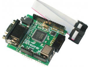 MOD-VGA - Open Source Hardware Board