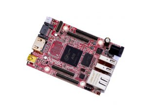 A10-OLinuXino-LIME - Open Source Hardware Board