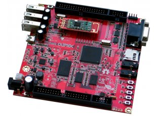 A13-OLinuXino - Open Source Hardware Board