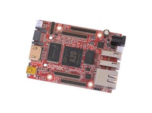 A20-OLinuXino-LIME - Open Source Hardware Board