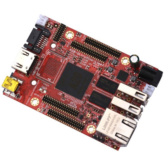 SlapOS EdgeBox OXinuLinux Board