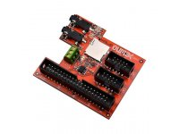LIME2-SHIELD with CAN, Audio IN OUT, sd-card, UEXT, GPIO