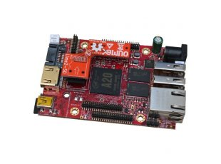 Lime2-SD - Open Source Hardware Board