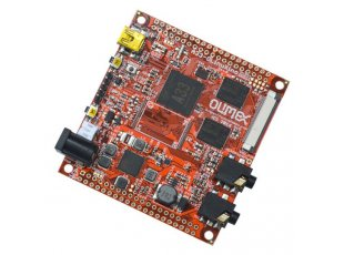 A33-OLinuXino - Open Source Hardware Board