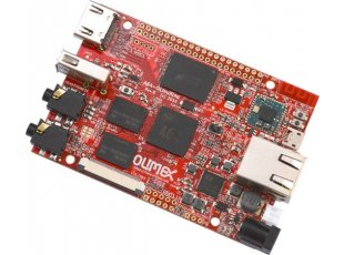 A64-OLinuXino - Open Source Hardware Board