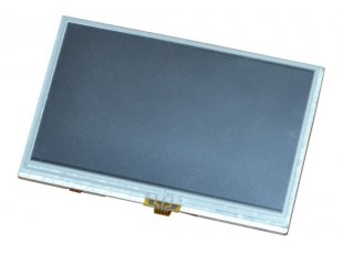 LCD-OLinuXino-4.3TS - Open Source Hardware Board