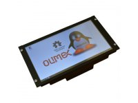 "LCD10-METAL-FRAME is Metal enclosure for OLinuXino LIME or LIME2 with 10"" LCD with or without touchscreen"