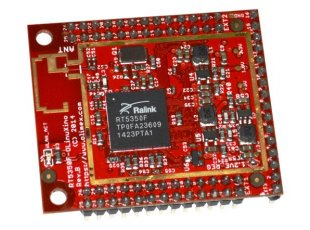 RT5350F-OLinuXino - Open Source Hardware Board