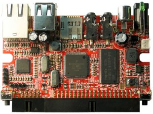 iMX233-OLinuXino-MAXI - Open Source Hardware Board