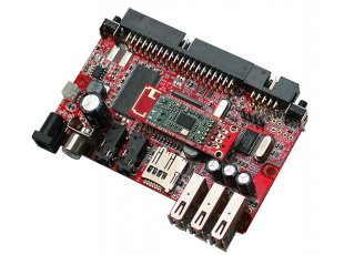 iMX233-OLinuXino-MINI - Open Source Hardware Board