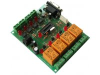 Development board for 18 pin PIC microcontrollers