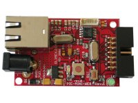 Web server TCP-IP development board PIC microcontrollers