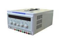 Regulated Power Supply 30V/5A 3 channels