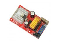 DC-DC Step Down converter with input power supply 9-36VDC and fixed output 5V or 12V DC