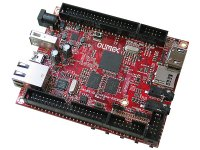 Open Source Hardware Embedded ARM Linux Single board computer with ALLWINNER A10S CORTEX-A8 at 1GHz