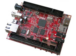 A10S-OLinuXino-MICRO - Open Source Hardware Board