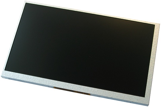 7-inch LCD display with resistive touch screen panel suitable for Olimex OLinuXino boards