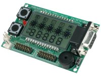 MPS430F413 starterkit development board