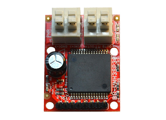 BB-VNH3SP30 - Open Source Hardware Board