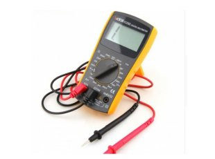 DIGITAL-MULTIMETER R-V-I